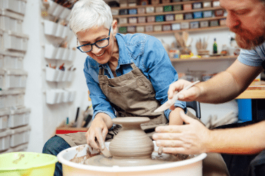 Artisan Potter - Meet our Members