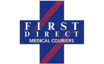 First Direct Medical Couriers - Partner