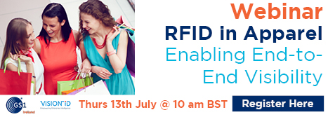 RFID in Apparel Webinar - Click to Register