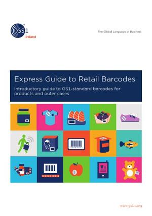 Express Guide to Barcodes