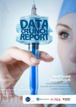 Australian Healthcare Data Crunch Report Cover 250px