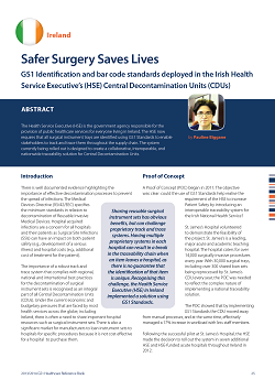 Safer Surgery Saves Lives