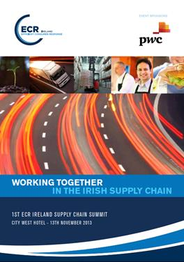 ECR Supply Chain Summit Brochure