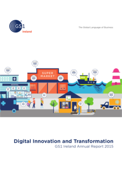 GS1 Ireland Annual Report 2015 Image
