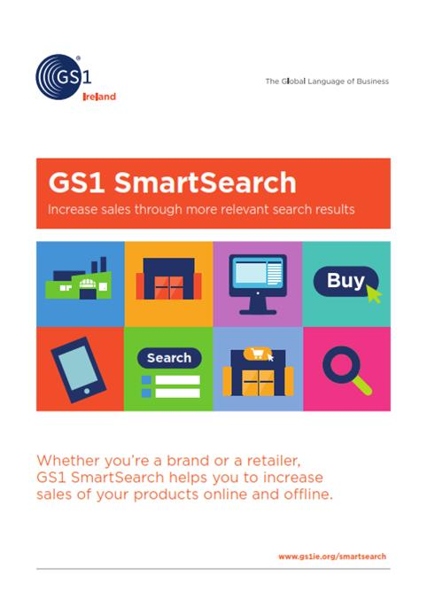 GS1 Ireland Smart Search Leaflet