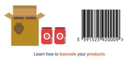 Learn how to barcode products with GS1 Ireland barcode training