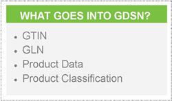 GS1 Standards in GDSN