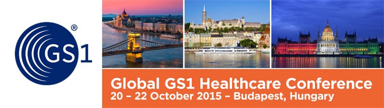 GS1 Healthcare Budapest Banner
