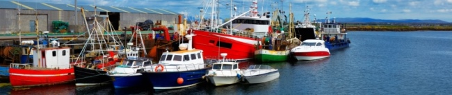 Fishing Boats Image eLocate GS1