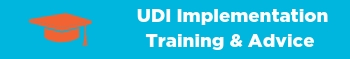 UDI Training Button
