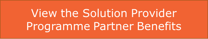 Solution Provider Programme Partner Benefits
