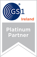 GS1 Ireland Platinum Partner Badge
