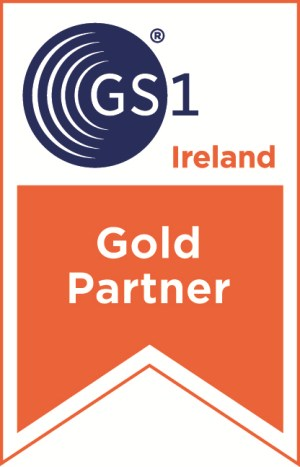 GS1 Ireland Gold Partner Logo