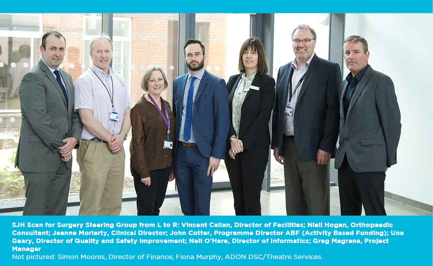 SJH Scan for Surgery Steering Group