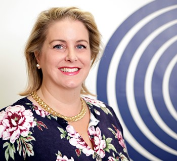 Maria Svejdar Marketing and Communications Manager GS1 Ireland