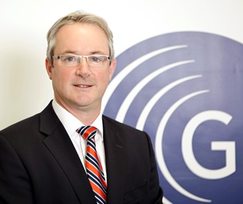 Mike Byrne Chief Executive Officer GS1 Ireland
